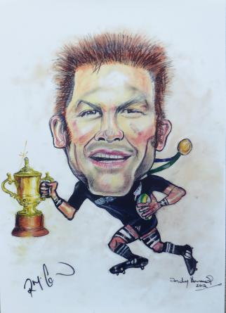 Richie McCaw - All Black 2001-2015.