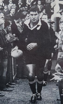 Colin Meads - Where does he sit among the All-Time All Blacks? One Man's View.