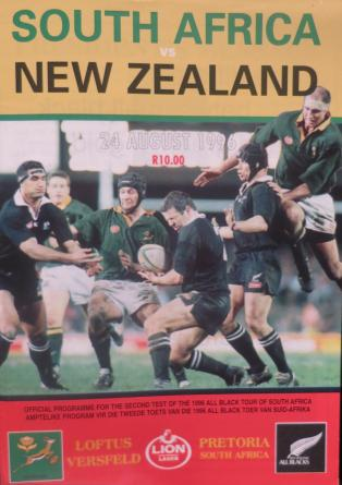 A Hugely Significant Rugby Anniversary Has Perhaps Just Been Missed!
