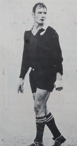 A recent find; this great pic of 1966-70 All Black captain Sir Brian Lochore (With a story behind it)