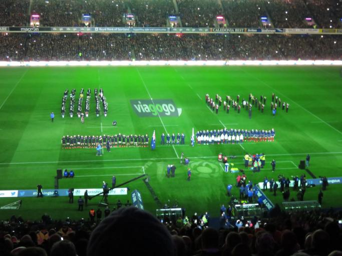 Match Review; New Zealand v Scotland Murrayfield 2014