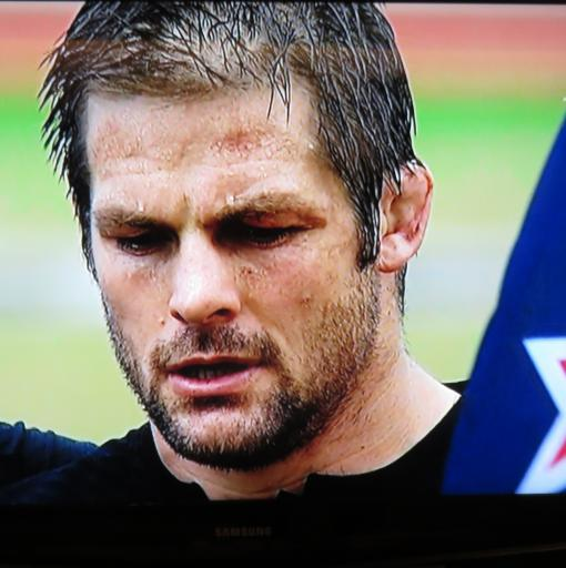Offering Knighthoods and talk of him becoming PM are just not fair on Richie McCaw. Back off Kiwis - especially those on TV!!